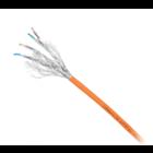 Nexans Cat7 S/FTP ethernet kabel - per meter - CPR klasse: Cca s1 a3