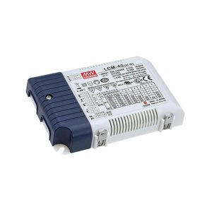 Meanwell LCM-40 AC-DC Multi-Stage LED driver Constant Current Dimmer 0-10V