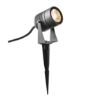 SLV Led  Spike Spot outdoor , Antraciet, IP55, 3000K, 40°
