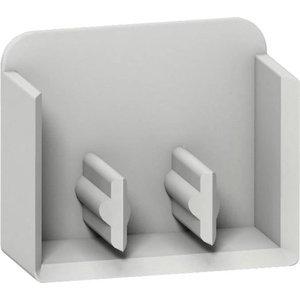 FTG Eindkappen, 3 polige kamgeleiders - 10/16mm²