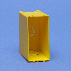 Bticino Inbouwdoos Magic - smal - verticaal te monteren - 1 module