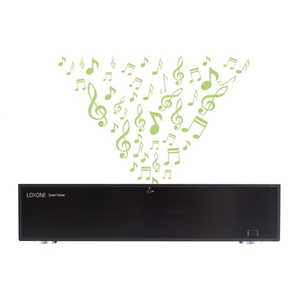 Loxone Music server 4 zones - 100165