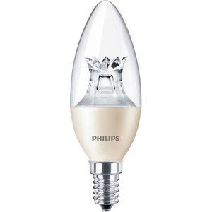 Philips  LED candle dimtone 6-40W E14 B38 230V 2200-2700K 470lm