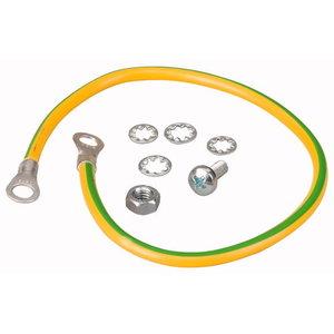 Schneider  Aardingsset 6 mm² / 20 cm met kabelschoenen