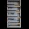 Vynckier voorbedrade zekeringkast 72 mod 1 fase 240V voor 40A of 63A  aansluiting