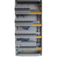 Vynckier Voorbedrade zekeringkast 72 mod 1 fase 240V 63A