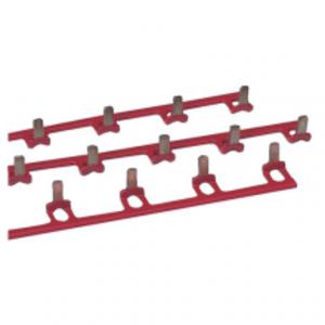 ABB Vynckier Individueel geïsoleerde Kamgeleider 3P 18 mod. 3 Fasen  per 3 stuks