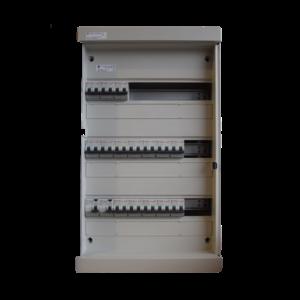 Vynckier Voorbedrade zekeringkast 54 mod 1 fase 240V voor 40A of 63A aansluiting