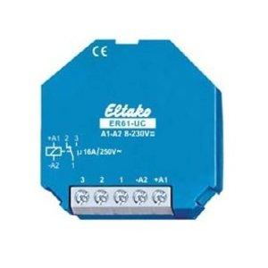 Eltako Inbouwstuurrelais 1 wisselcontact 10A - ER61-UC