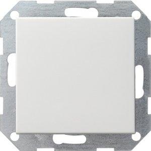 Gira Kruisschakelaar Systeem 55 Wit mat - 012727