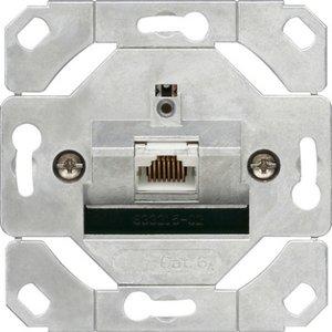 Gira 1 x UTP cat 6  sokkel Systeem 55 - 245100