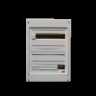 Schneider Voorbedrade zekeringkast  54 mod 1 fase 220V 63A  - ECO