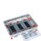 Legrand Inbouwframe met lege inbouwunits 3x4 mod. 088020