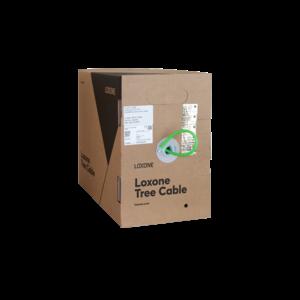 Loxone Tree kabel box van 200m