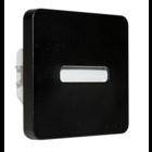 Oriëntatieverlichting  WarmWit LED BarZwart