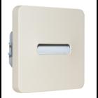 Oriëntatieverlichting  WarmWit LED Bar Créme