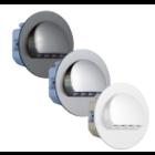 Oriëntatieverlichting  WarmWit  Staal Wit Epoxy 9003