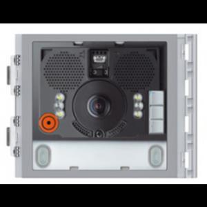 Bticino Audio/videomodule met breedhoeklens - 351300