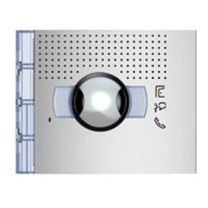 Bticino Frontplaat  zonder drukknop  All Metal  - 351301
