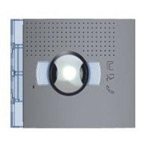 Bticino Frontplaat  zonder drukknop  All Street - 351303