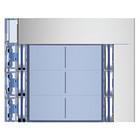 Bticino Frontplaat  6 drukknoppen - All Metal - 352161