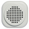 Bticino Luidspreker wit voor audio installaties 2-draads systeem  336910