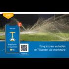 T6 Garden kit via smartphone