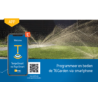 Tempolec T6 Garden kit via smartphone
