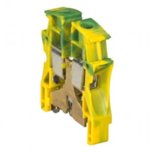 Legrand Schroefklem groen/geel 16 mm² - 037174