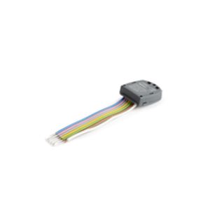 QBUS Draadloze Easywave inputmodule op batterij 4 drukknoppen - QWE-INP04/bat