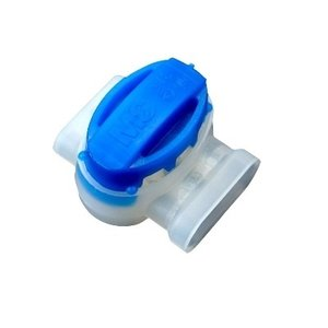 Scotchlok  314 Connectoren  0,15-1,5mm² blauw zelfstippend per stuk