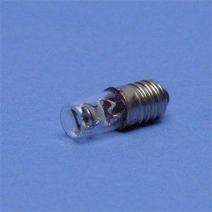 Orbitec Lampje Wit  E10 10x28mm 220V 1,3mA