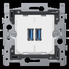 Niko Smart USB lader van 3,5A 420-00510