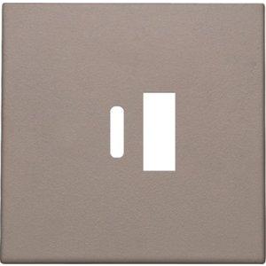 Niko Afwerking  smart USB-A en USB-C-lader Greige  - 104-68002