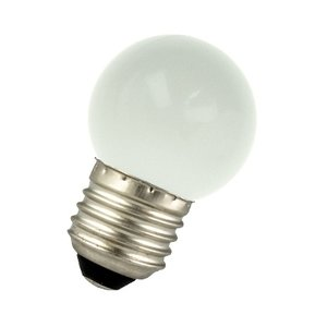 Baily LED Bulb Kogel  E27 1W 2800K warm wit IP44 plastic