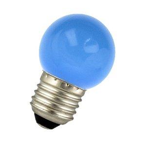 Baily LED Bulb Kogel  E27 1W 2800K Blauw IP44 plastic