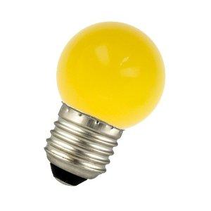 Baily LED Bulb Kogel  E27 1W 2800K Geel IP44 plastic