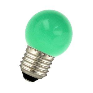 Baily LED Bulb Kogel  E27 1W 2800K Groen IP44 plastic