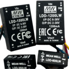 Meanwell DC-DC convertor - 350mA