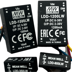 Meanwell DC-DC Constant Current Step-Down LED driver - 1000 mA