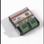 QBUS Input module 2x external - 0 Volt- INP02