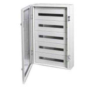 Ide iDE Verdeelkast 120 mod. 5 rijen volle deur IP40