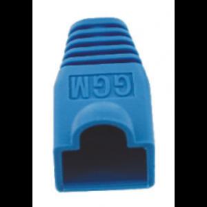 Kabeltulles voor RJ45 aansluiting Blauw10st