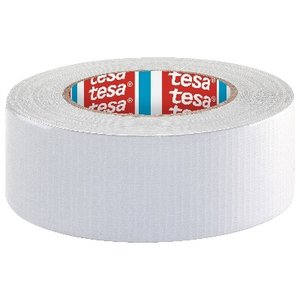 tesa Kleefband, Duct Tape Wit 48x50m - 4662