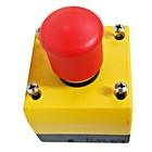 Schrack M22 Noodstop NO+NG IP66 rood/ geel