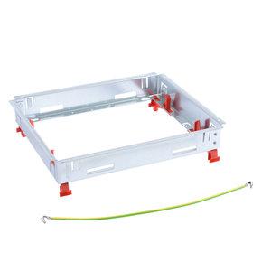 Legrand Inbouwframe 12/18 mod voor dekselset tapijtrand  - 088040