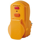 Brennenstuhl Circuit onderbreker   Adapter BDI-A 2- 30mA IP54