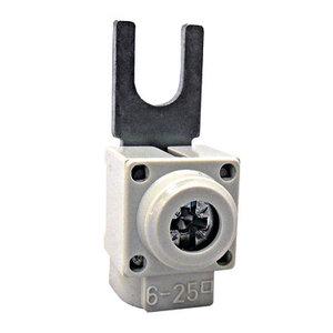 Schrack Aansluitklem vork recht 6-25mm² kort - BS900170