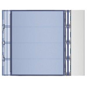 Bticino Frontplaat 4 knoppen All Metal - 352041