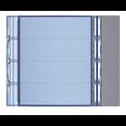 Bticino Frontplaat 4 knoppen - 352043